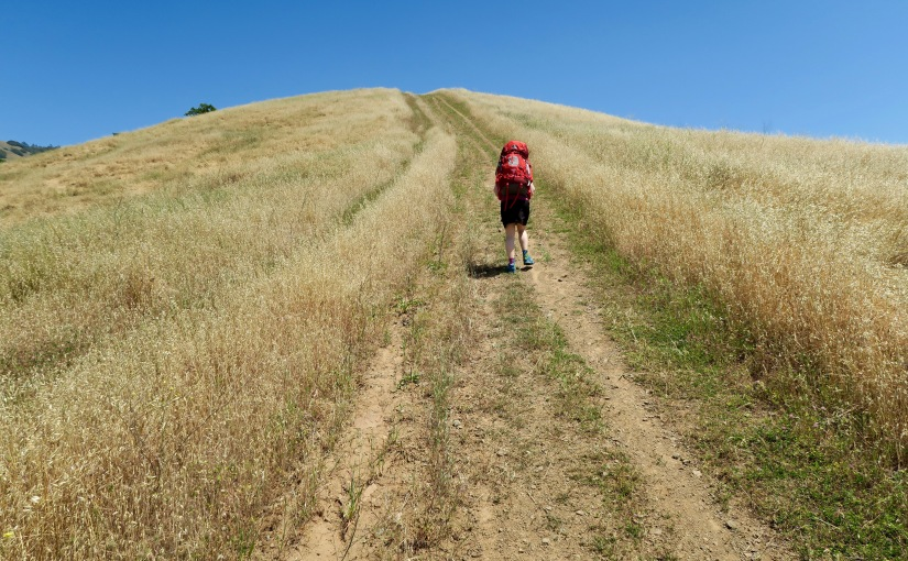 Hike the PCT? You can't be serious