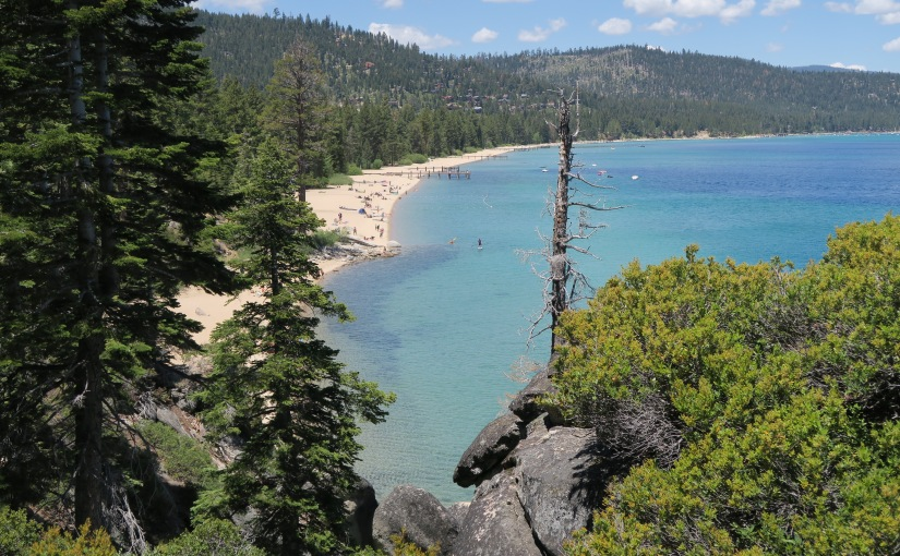 Tahoe Rubicon Trail