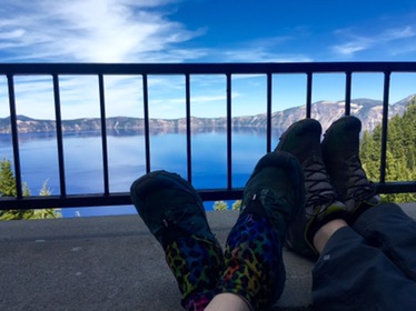 Day 11: Crater Lake Zero Day