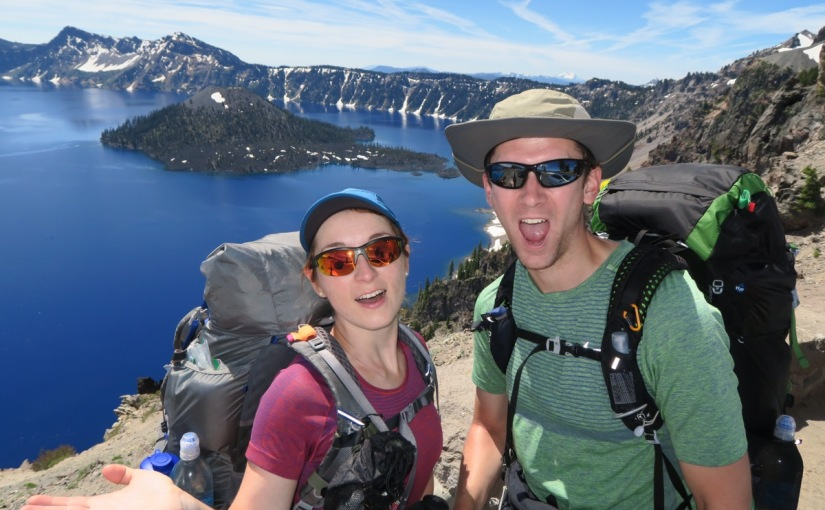 Day 13: Crater Lake Rim Killer