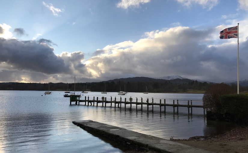 Snapshots from Winter in the British Lakes