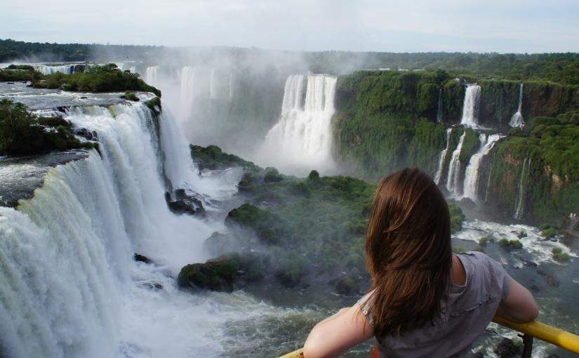 The Power & Beauty of Nature: IguazuFalls