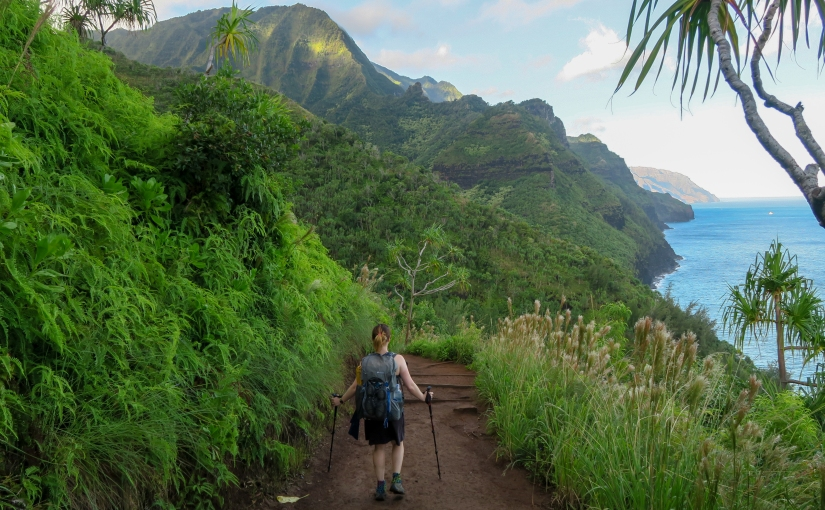 Hiking Hawaii's Kalalau Trail