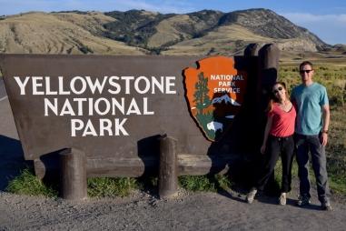 Obligatory park sign shot