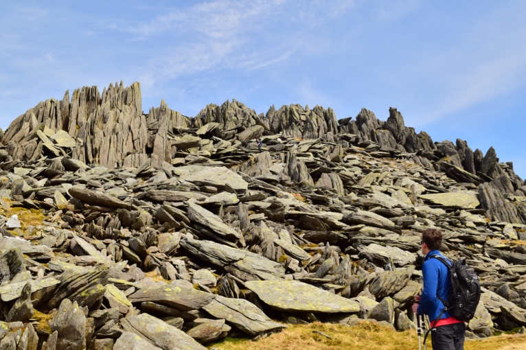 Castell y Gwynt - 'Castle of the Winds'