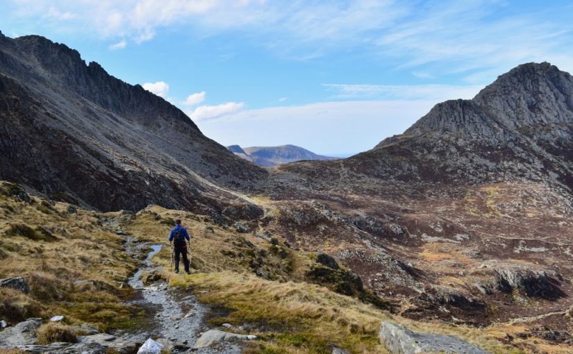 Becoming an unwitting Mountaineer in Snowdonia National Park